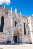 Αρχιτεκτονική της Λισσαβώνας, Πορτογαλία Στοκ Εικόνα