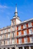 Αρχιτεκτονική της Μαδρίτης, η πρωτεύουσα της Ισπανίας Στοκ φωτογραφίες με δικαίωμα ελεύθερης χρήσης