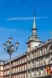 Αρχιτεκτονική της Μαδρίτης, η πρωτεύουσα της Ισπανίας Στοκ Εικόνα