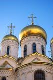 Αρχιτεκτονική της Μόσχας Κρεμλίνο Annunciation εκκλησία Στοκ φωτογραφίες με δικαίωμα ελεύθερης χρήσης