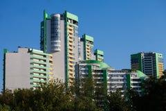 Αρχιτεκτονική της πόλης Στοκ φωτογραφία με δικαίωμα ελεύθερης χρήσης