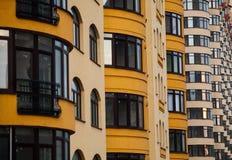 Αρχιτεκτονική της πόλης Στοκ Εικόνες
