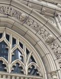 Αρχιτεκτονική της Φιλαδέλφειας Στοκ εικόνα με δικαίωμα ελεύθερης χρήσης