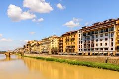 Αρχιτεκτονική της Φλωρεντίας, Ιταλία Στοκ Εικόνα