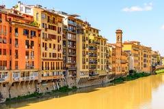 Αρχιτεκτονική της Φλωρεντίας, Ιταλία Στοκ Φωτογραφία