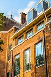 Αρχιτεκτονική της Χάγης, Κάτω Χώρες Στοκ Φωτογραφίες