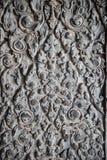 Αρχιτεκτονική τοίχων σε Angkor Wat Στοκ φωτογραφία με δικαίωμα ελεύθερης χρήσης