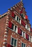 αρχιτεκτονική του Άμστε&rh Στοκ Εικόνες