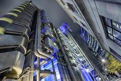 Αρχιτεκτονική του Λονδίνου Στοκ Φωτογραφία
