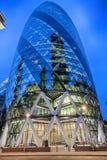 Αρχιτεκτονική του Λονδίνου Στοκ Εικόνες