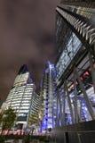Αρχιτεκτονική του Λονδίνου Στοκ φωτογραφίες με δικαίωμα ελεύθερης χρήσης