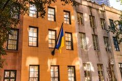 Αρχιτεκτονική του Μανχάταν, Νέα Υόρκη, ΗΠΑ Στοκ φωτογραφία με δικαίωμα ελεύθερης χρήσης