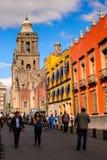 Αρχιτεκτονική του Μεξικού DF Στοκ Εικόνες