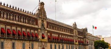 Αρχιτεκτονική του Μεξικού DF Στοκ Εικόνα
