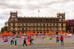 Αρχιτεκτονική του Μεξικού DF Στοκ φωτογραφίες με δικαίωμα ελεύθερης χρήσης