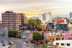 Αρχιτεκτονική του Μεξικού DF Στοκ εικόνα με δικαίωμα ελεύθερης χρήσης