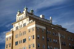 Αρχιτεκτονική του Μισσούρι ΗΠΑ πόλεων του Κάνσας Στοκ Φωτογραφίες