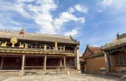 Αρχιτεκτονική του μοναστηριού στη Μογγολία Στοκ εικόνα με δικαίωμα ελεύθερης χρήσης