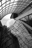 Αρχιτεκτονική του Μπρίστολ στο γυαλί στοκ φωτογραφία