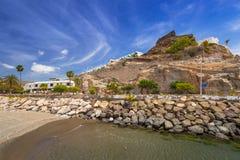 Αρχιτεκτονική του Πουέρτο Ρίκο θλγραν θλθαναρηα Στοκ εικόνα με δικαίωμα ελεύθερης χρήσης