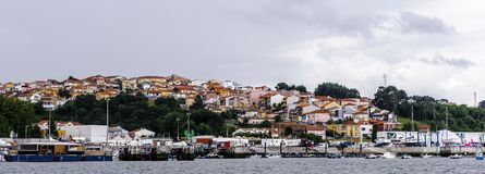 Αρχιτεκτονική του Πόρτο, Πορτογαλία στοκ εικόνες