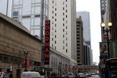 Αρχιτεκτονική του Σικάγου στοκ εικόνες με δικαίωμα ελεύθερης χρήσης