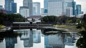 Αρχιτεκτονική του Τόκιο στοκ εικόνες