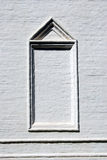 Αρχιτεκτονική του φέουδου Izmailovo στη Μόσχα ψεύτικο παράθυρο Στοκ φωτογραφία με δικαίωμα ελεύθερης χρήσης