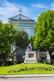 Αρχιτεκτονική του Annecy, Γαλλία Στοκ εικόνες με δικαίωμα ελεύθερης χρήσης