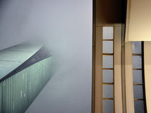 Αρχιτεκτονική των κτηρίων της Σαγκάη Στοκ φωτογραφίες με δικαίωμα ελεύθερης χρήσης