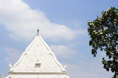Αρχιτεκτονική των ναών στην Ταϊλάνδη στοκ εικόνα
