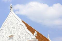 Αρχιτεκτονική των ναών στην Ταϊλάνδη στοκ φωτογραφίες με δικαίωμα ελεύθερης χρήσης