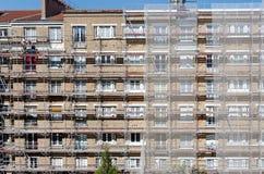 αρχιτεκτονική χειρουργική επέμβαση απορρυτιδώσεως του προσώπου στο Παρίσι Στοκ φωτογραφία με δικαίωμα ελεύθερης χρήσης