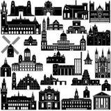Αρχιτεκτονική-12 Στοκ Φωτογραφία