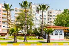 Αρχιτεκτονική Antalya, Τουρκία Στοκ φωτογραφία με δικαίωμα ελεύθερης χρήσης
