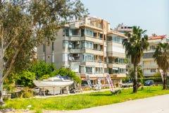 Αρχιτεκτονική Antalya, Τουρκία Στοκ Φωτογραφίες