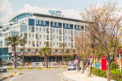 Αρχιτεκτονική Antalya, Τουρκία Στοκ Εικόνες