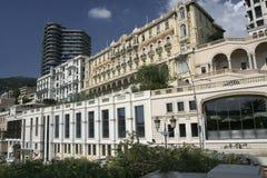 αρχιτεκτονική Carlo monte Στοκ εικόνες με δικαίωμα ελεύθερης χρήσης