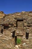 Αρχιτεκτονική Chacoan Στοκ Φωτογραφίες