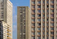 αρχιτεκτονική chinatown Παρίσι Στοκ Εικόνα