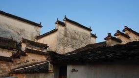 Αρχιτεκτονική Huizhou Στοκ Φωτογραφία