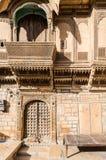 Αρχιτεκτονική Jaisalmer Στοκ εικόνα με δικαίωμα ελεύθερης χρήσης