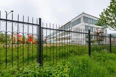 Αρχιτεκτονική Magada, Ρωσική Ομοσπονδία Στοκ φωτογραφία με δικαίωμα ελεύθερης χρήσης
