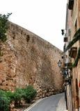 Αρχιτεκτονική Tarragona Στοκ φωτογραφία με δικαίωμα ελεύθερης χρήσης