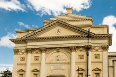 Αρχιτεκτονική Varsavia στοκ εικόνες