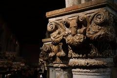 Αρχιτεκτονική Venece - κεφάλαιο Στοκ Εικόνες