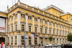Αρχιτεκτονική Wroclaw, Πολωνία Στοκ Εικόνες
