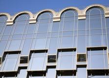 αρχιτεκτονικός ρυθμός Στοκ φωτογραφίες με δικαίωμα ελεύθερης χρήσης
