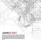 αρχιτεκτονικός όπως η ανασκόπηση είναι μπορεί να πλαισιώσει χρησιμοποιημένος Στοκ φωτογραφίες με δικαίωμα ελεύθερης χρήσης