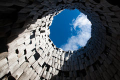 Αρχιτεκτονικό αντικείμενο Στοκ φωτογραφίες με δικαίωμα ελεύθερης χρήσης